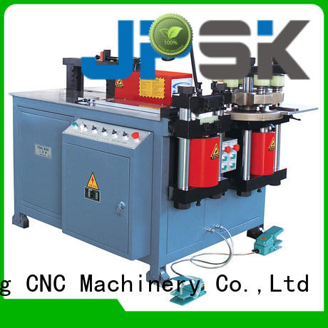 JPSK hydraulic shear with good price for for workshop for busbar processing plant