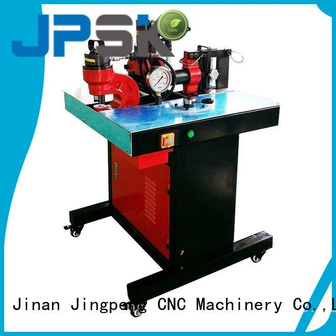 JPSK cnc sheet metal bending machine design for for workshop for busbar processing plant