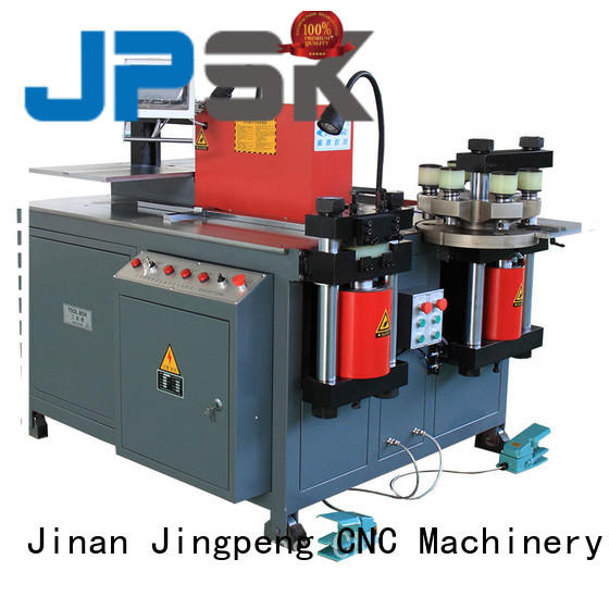 JPSK precise cutting and bending machine promotion for flat pressing