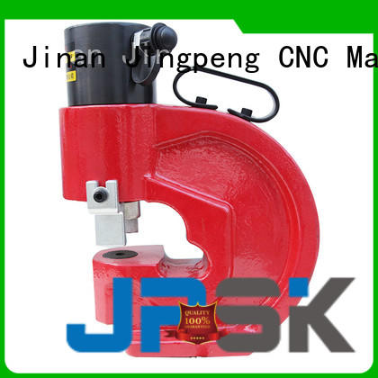 JPSK hydraulic hand pump personalized for worksite