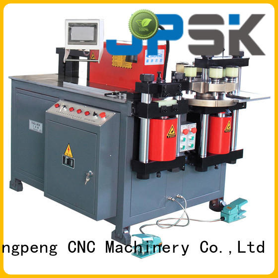CNC three-station busbar processing machine JPMX-303CSK