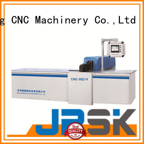 JPSK precise aluminium bending machine promotion for box substation