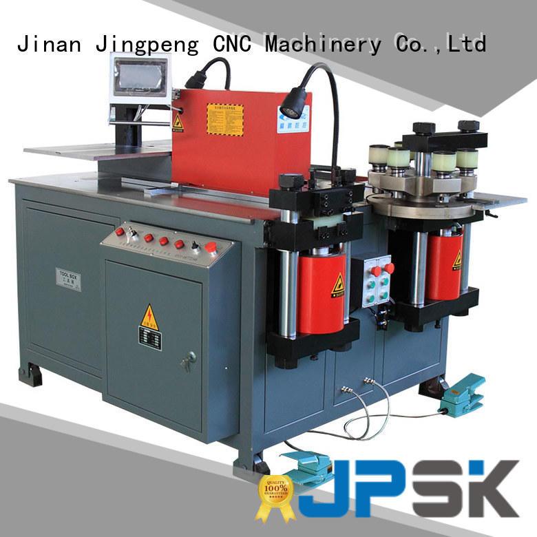 CNC three-station busbar processing machine cnc machine JPMX-303ESK