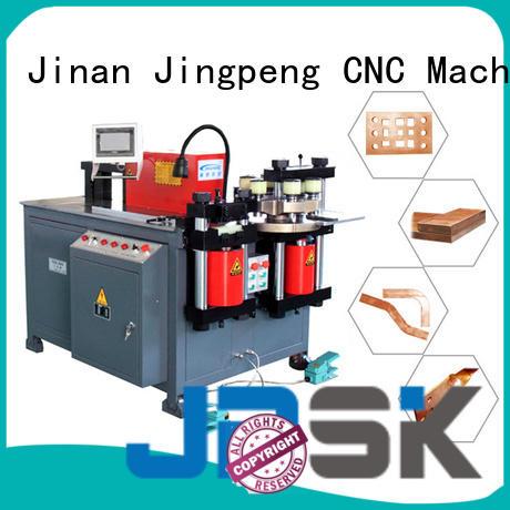 JPSK metal punching machine online for U-bending