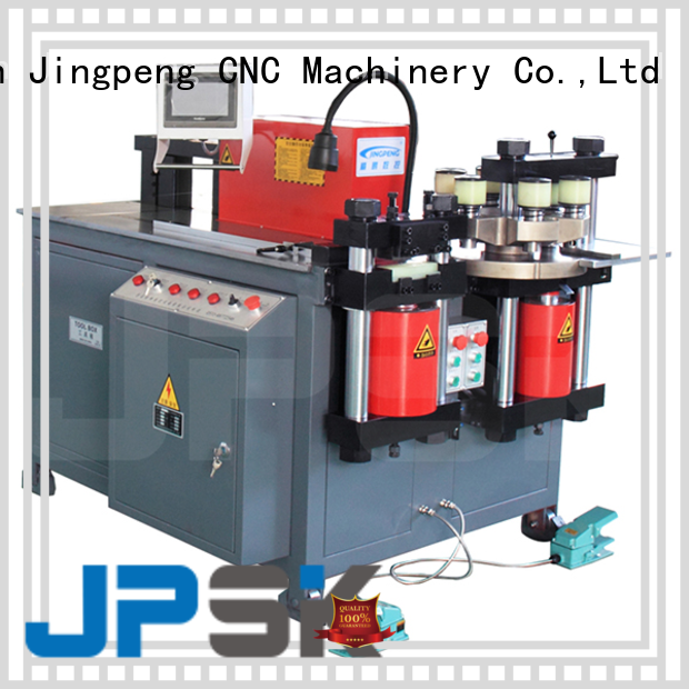 JPSK cnc sheet bending machine promotion for embossing