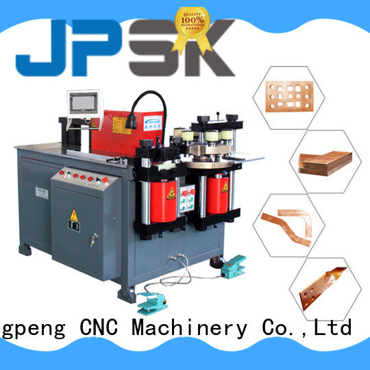 JPSK cutting and bending machine promotion for twisting