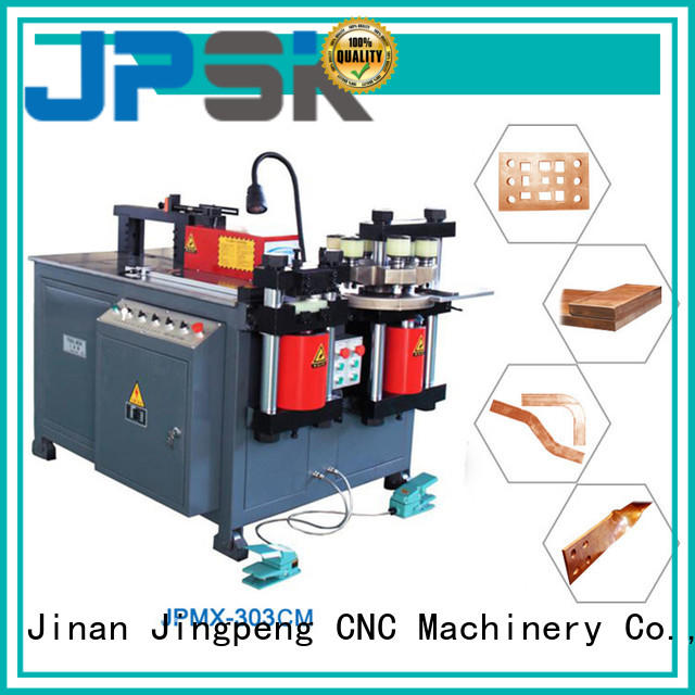 JPSK customized hydraulic shear factory for for workshop for busbar processing plant