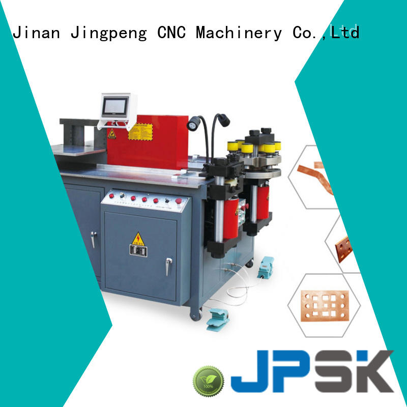 JPSK cutting and bending machine supplier for U-bending