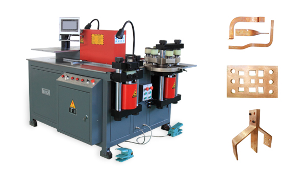 JPSK long lasting turret punching machine online for U-bending-1