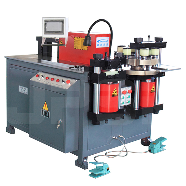 CNC 3 in 1 busbar processing machineJPMX-303SK