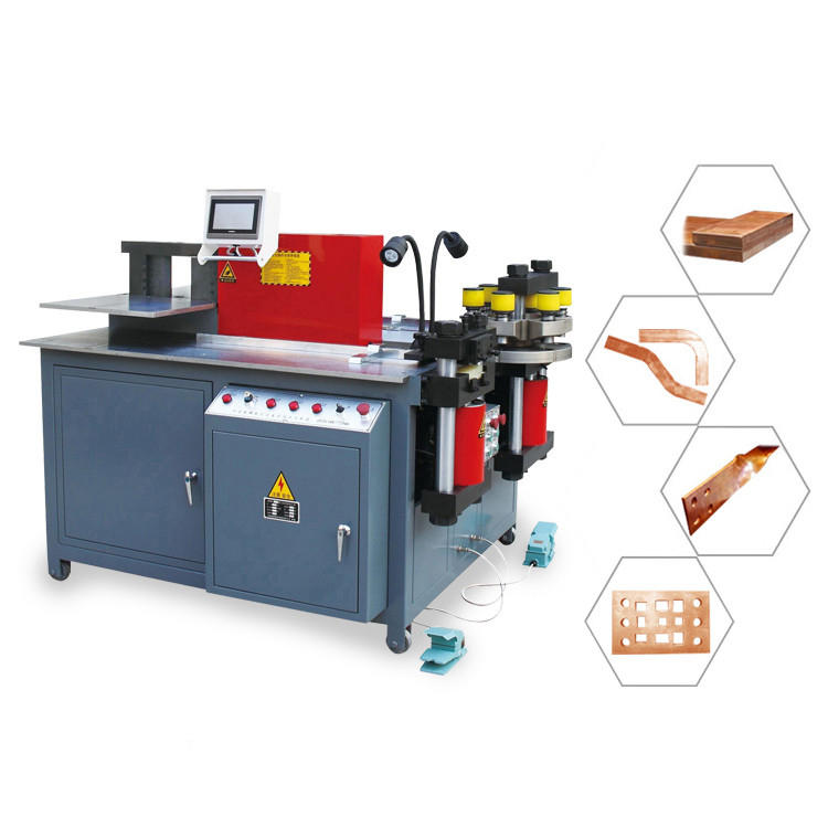 JPMX-503ESK hydraulic busbar bending cutting punching machine