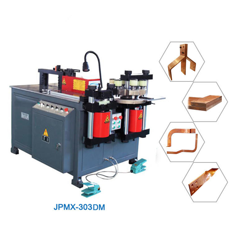 JPMX-303DM busbar proessing machine for copper