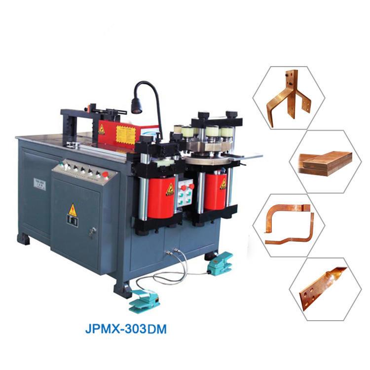 JPMX-303DM busbar proessing machine for copper