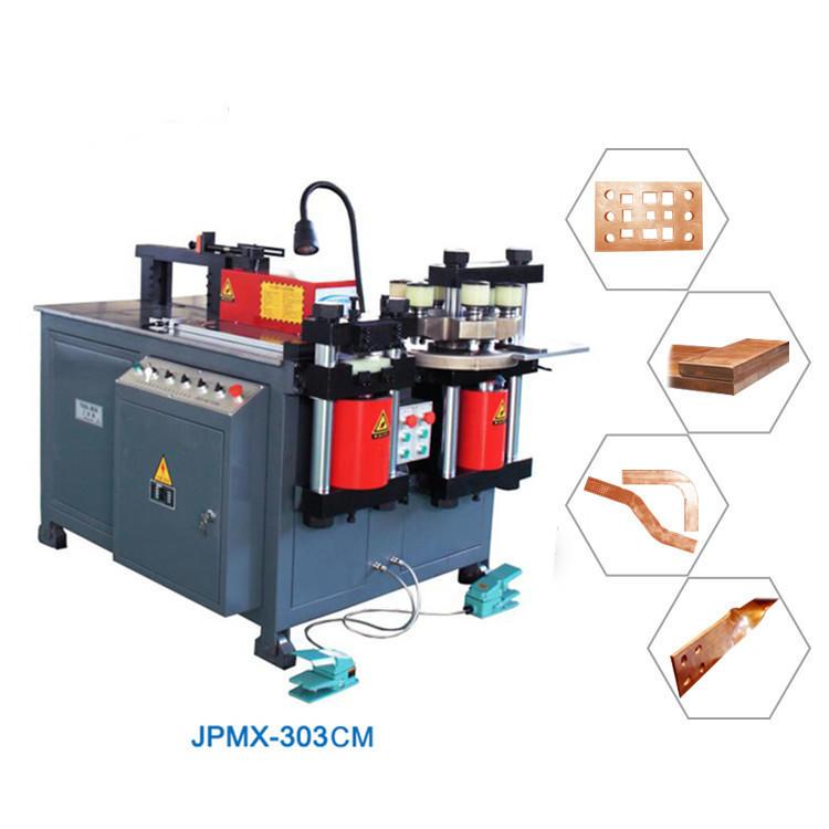 JPMX-303CM busbar processing machine in China