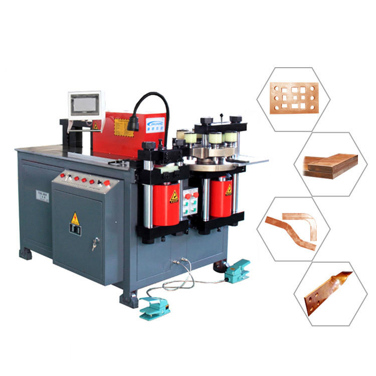 Good price JPMX-303CSK Busbar processing machine in China.