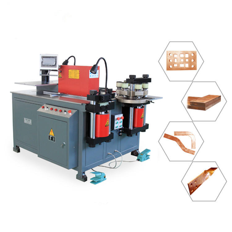 JPMX-303ESK copper busbar bending machine  in China