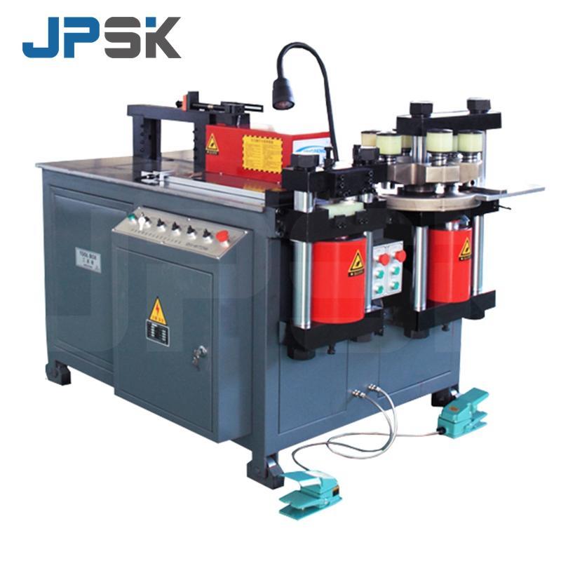 Non-CNC busbar machine