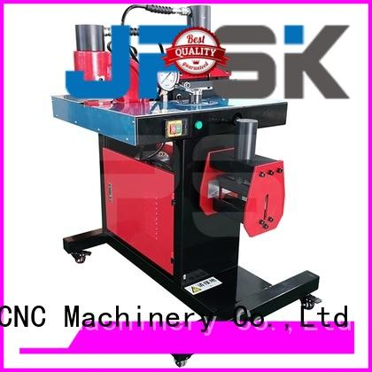 JPSK high quality metal fabrication equipment inquire now for bend the copper for aluminum busbars