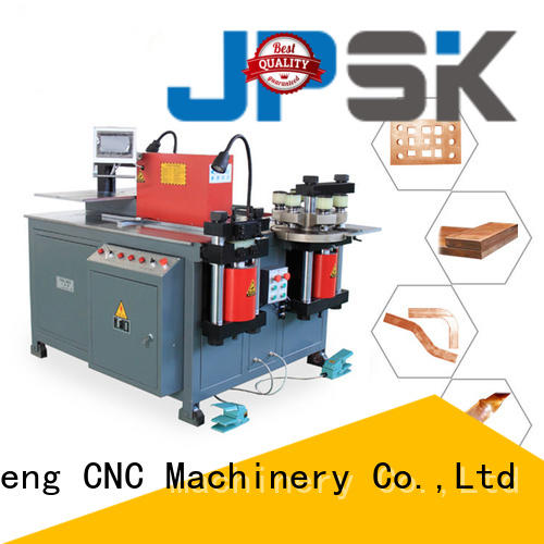 JPSK precise cutting bending machine on sale for embossing