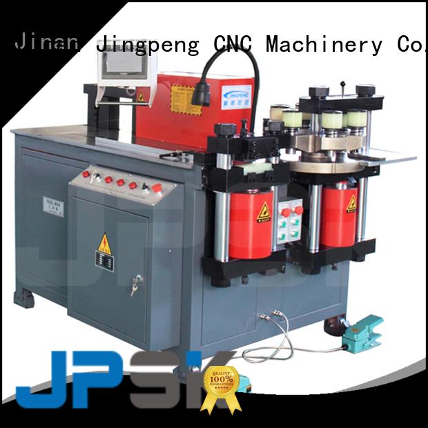 JPSK precise sheet metal punching machine supplier for embossing