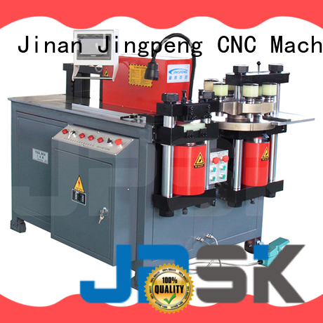 JPSK hydraulic shear inquire now for for workshop for busbar processing plant