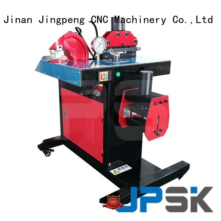 accurate metal shearing machine with good price for bend the copper for aluminum busbars