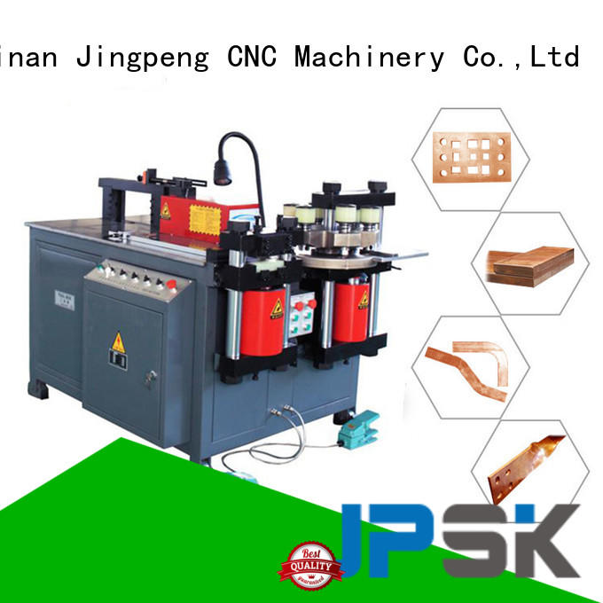 JPSK customized hydraulic shear factory for bend the copper for aluminum busbars