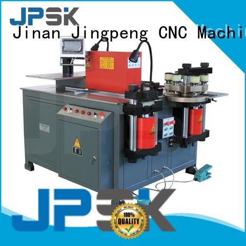 JPSK precise turret punching machine on sale for flat pressing