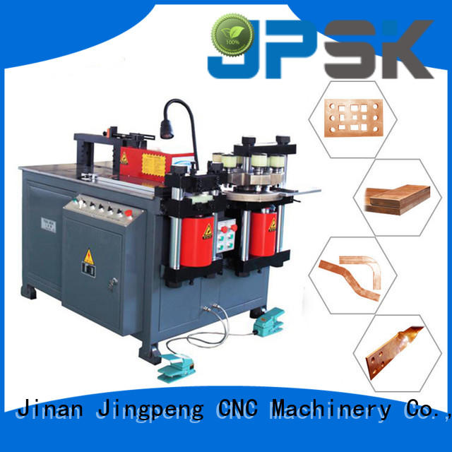 JPSK accurate hydraulic shear with good price for for workshop for busbar processing plant
