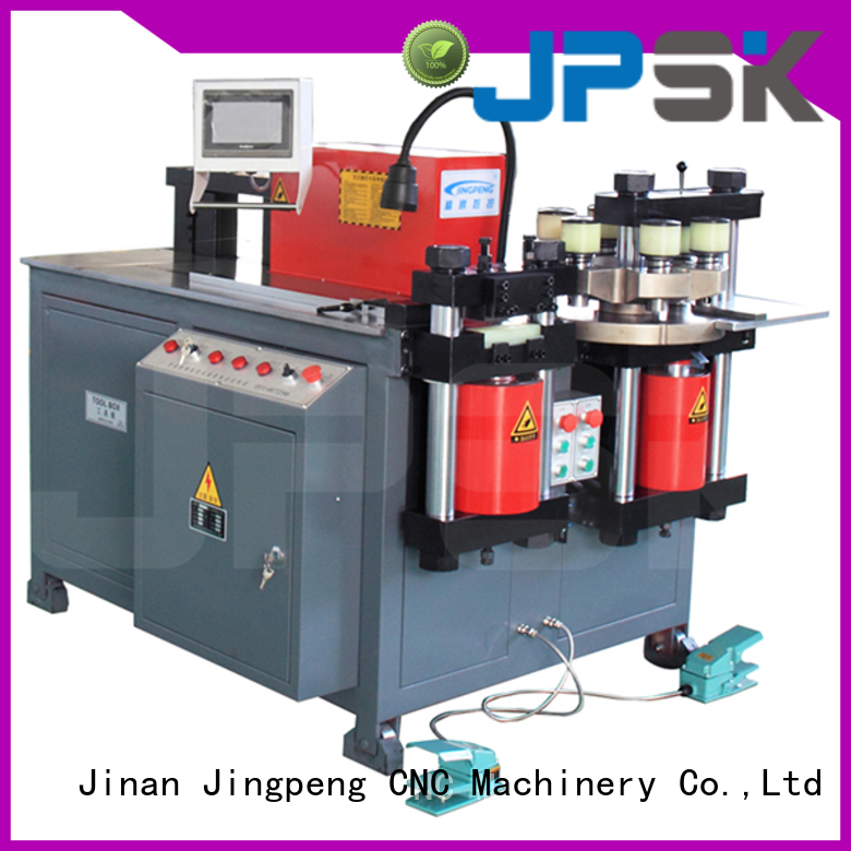 JPSK professional cnc sheet bending machine on sale for flat pressing