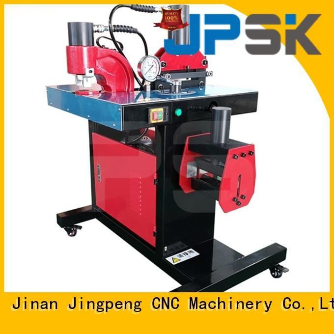 JPSK long lasting hydraulic shear design for for workshop for busbar processing plant