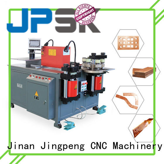 JPSK professional cnc sheet bending machine online for U-bending