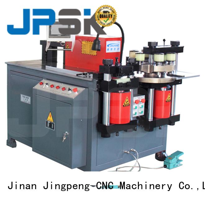 JPSK professional turret punching machine promotion for U-bending