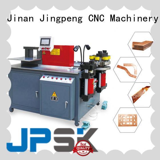 JPSK long lasting cutting bending machine online for embossing