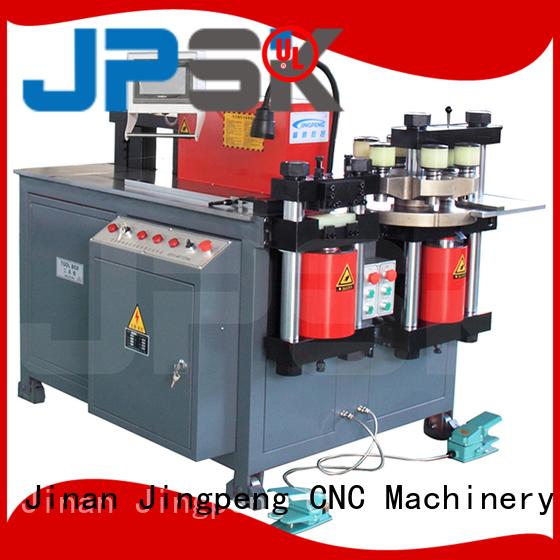 JPSK long lasting cutting bending machine online for flat pressing