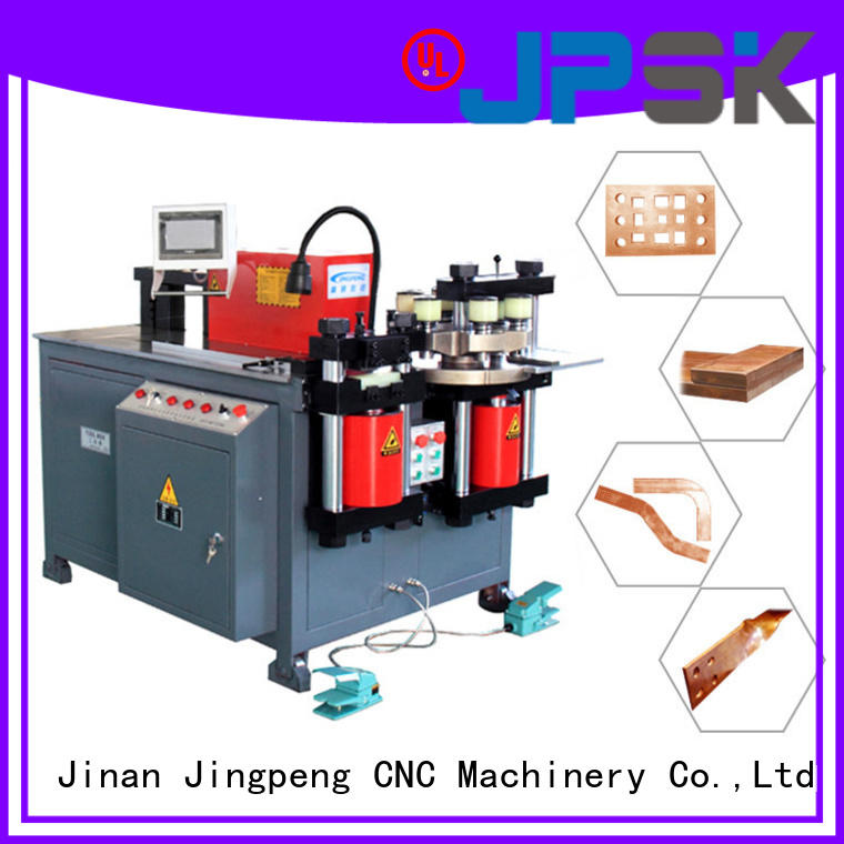 JPSK precise cutting bending machine online for embossing