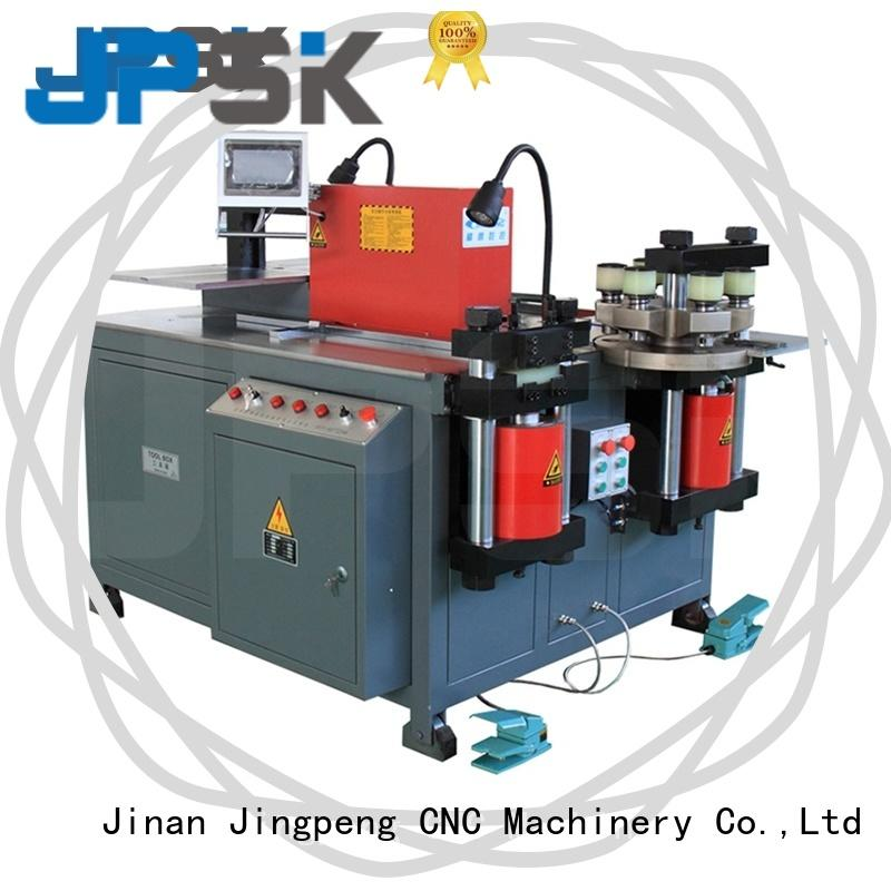 JPSK precise cutting bending machine on sale for flat pressing