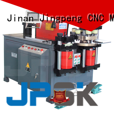 JPSK long lasting hydraulic shear with good price for bend the copper for aluminum busbars