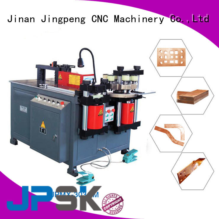 JPSK metal fabrication equipment with good price for bend the copper for aluminum busbars