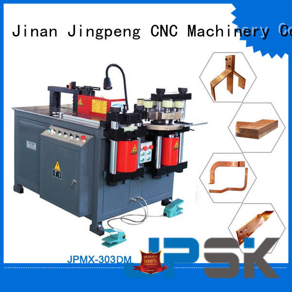 JPSK accurate metal shearing machine factory for for workshop for busbar processing plant