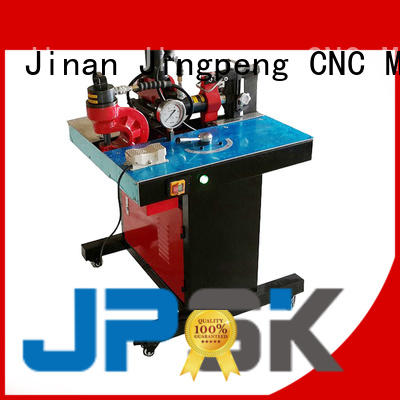 JPSK long lasting metal bending machine design for bend the copper for aluminum busbars