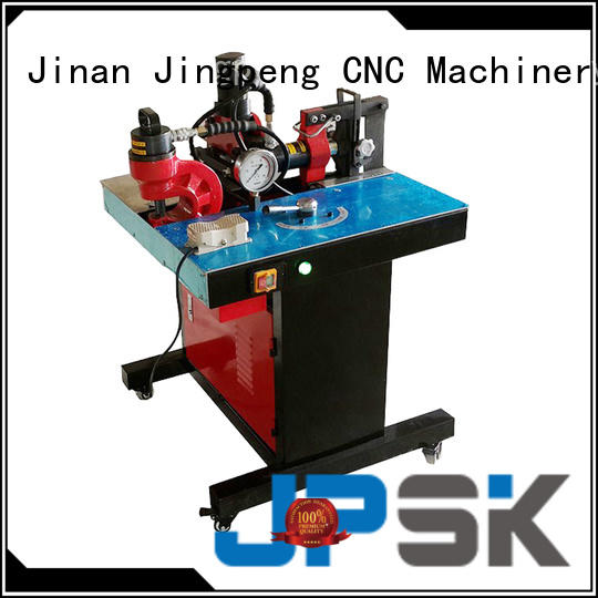 long lasting metal shearing machine factory for bend the copper for aluminum busbars