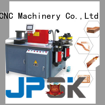 JPSK cutting and bending machine online for flat pressing