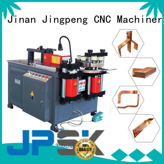 JPSK metal shearing machine with good price for for workshop for busbar processing plant