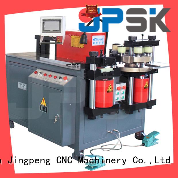 JPSK professional cnc sheet bending machine promotion for flat pressing