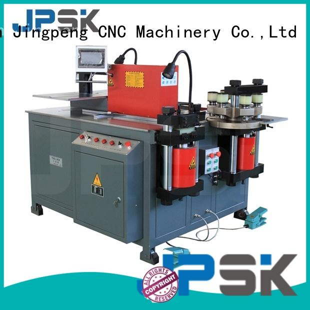 JPSK cutting and bending machine online for twisting