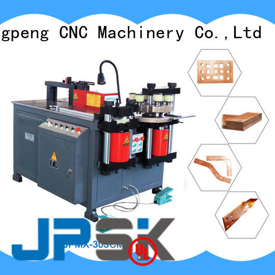 JPSK metal fabrication equipment factory for bend the copper for aluminum busbars