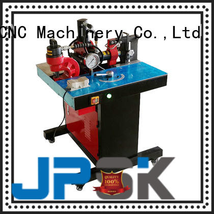 JPSK metal shearing machine design for bend the copper for aluminum busbars