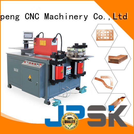 JPSK precise sheet metal punching machine promotion for flat pressing
