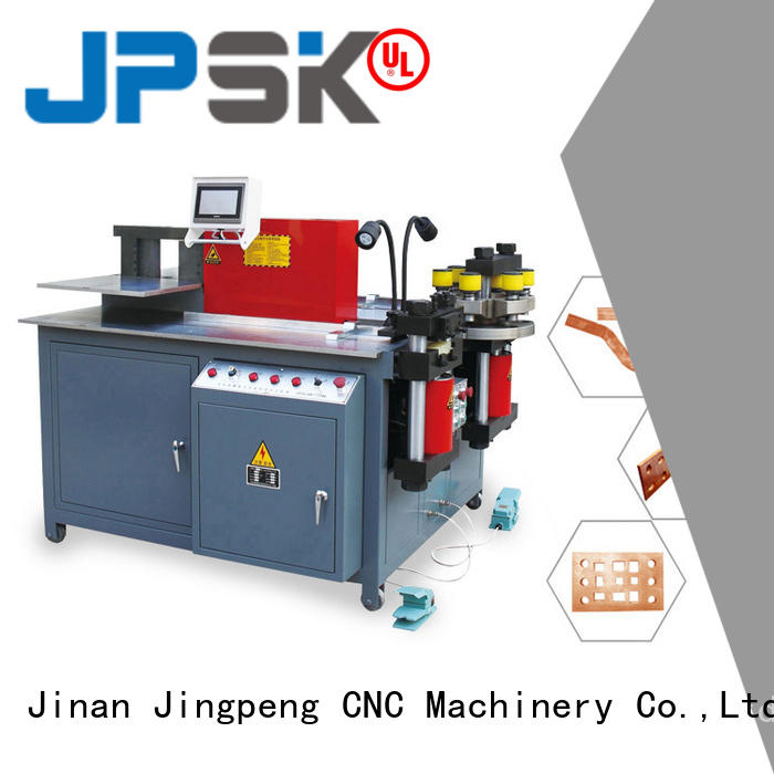 JPSK precise cutting and bending machine on sale for twisting